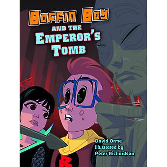 Boffin Boy and the Emperor's Tomb - Set 3 by David Orme - 978178127050