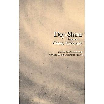 Day-Shine: Poems (Cornell East Asia Series)