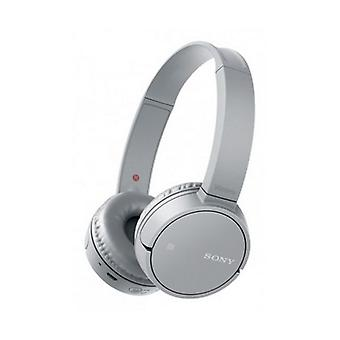 Sony WHCH500H NFC grey Bluetooth headset