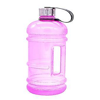 Jumbo 2.2 Liter Sports Water Drink Bottle - Light Purple