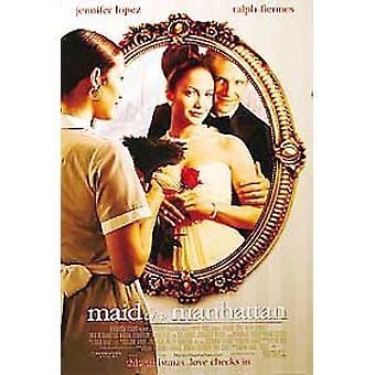 Maid In Manhattan (Doppelseitige regelmäßige) Original Kino Poster