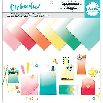 We R Memory Keepers Glassine Paper Pack 12