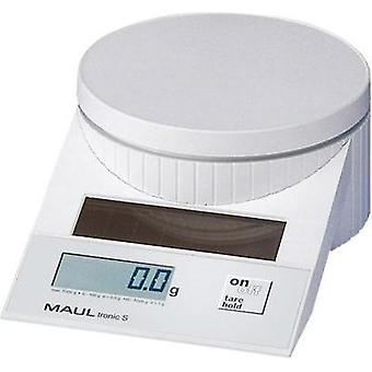 Letter scales Maul MAULtronic S 5000 Weight range 5 kg Readabili