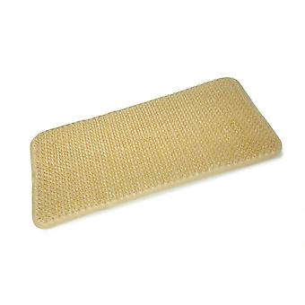 Cream Comfort PVC badkar matta 65 X 37cm