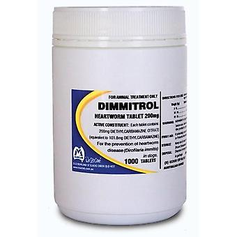 Dimmitrol 200mg Bottle of 1000