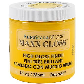 Maxx Gloss Acrylic Paint 8oz-Rain Slicker ADMG-36-09