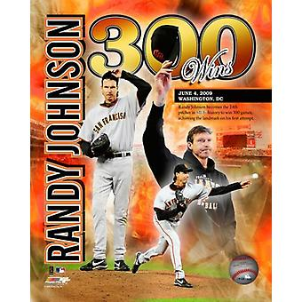 Randy Johnson - 300th Win Port Plus