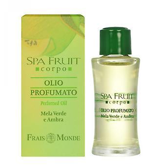 Frais Monde Spa frukt grønne eple og Amber Green Apple og Amber