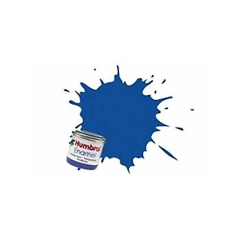 Humbrol Enamel verf 14ML nr 25 Blue - Matt