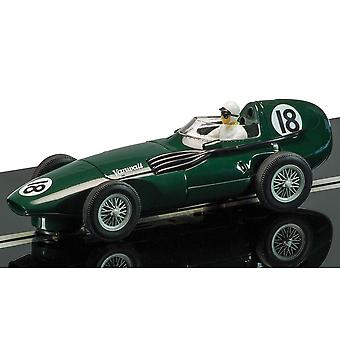 Scalextric 1:32 GP Legend Vanwall Limited Edition Slot Car