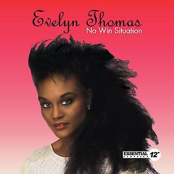 Evelyn Thomas - importação sem ganhar situação EUA