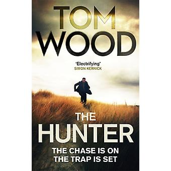 The Hunter: (Victor the Assassin 1) (Paperback) by Wood Tom