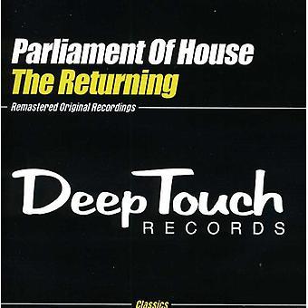 Parlamento della casa - restituzione [CD] USA importare