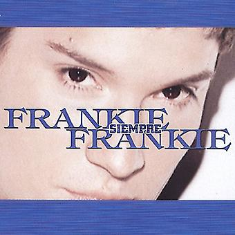 Frankie Negron - Siempre Frankie [CD] USA import