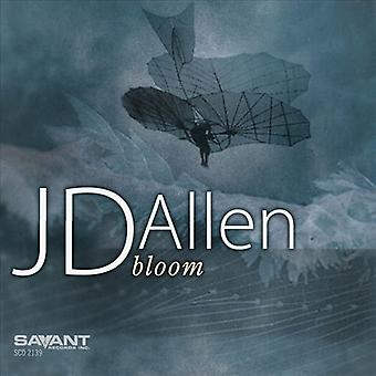 JD Allen - Bloom [CD] USA import