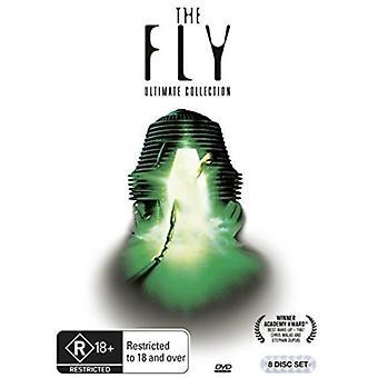 Ultimate Collection [DVD] USA Import zu fliegen