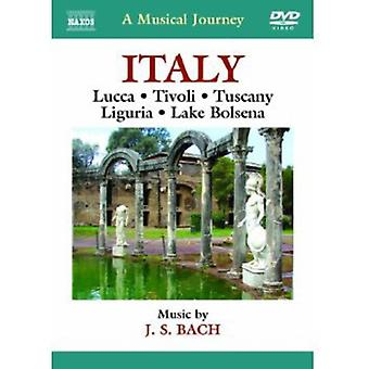 J.s. Bach - musikalische Reise: Italien [DVD] USA import