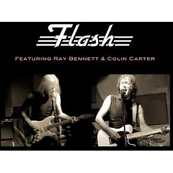 Flash - Featuring importation USA Ray Bennett & Colin Carter [CD]