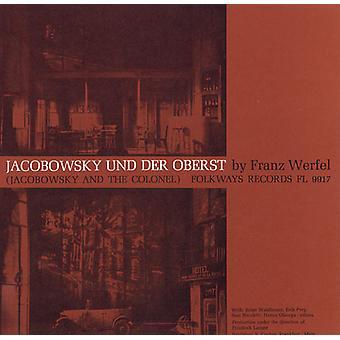 Ernst Waldbrunn - Jacobowsky Und Der Oberst-Jacobowsky & importu USA pułkownik [CD]