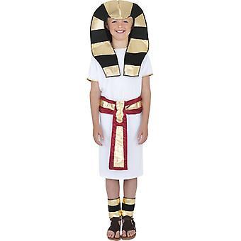 Disfraz de faraón egipcio de Faraón los niños de vestuario