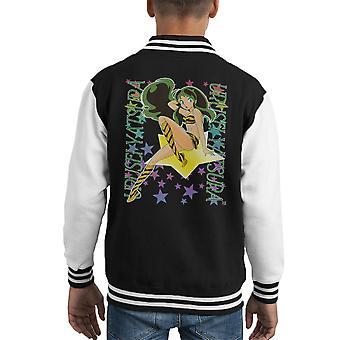 Urusei Yatsura Stars Kid's Varsity Jacket
