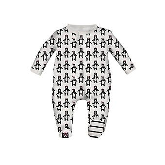 Magnificent Baby Magnetic Me™ Baby Girl Footie