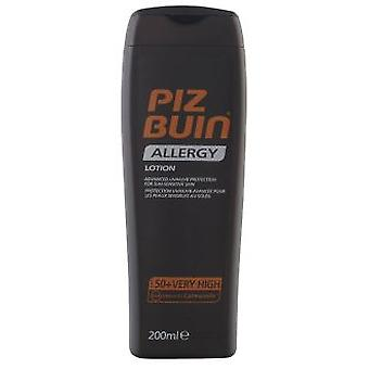 Piz Buin Allergy Lotion SPF 50+ 200 ml (Cosmetics , Body  , Sun protection)