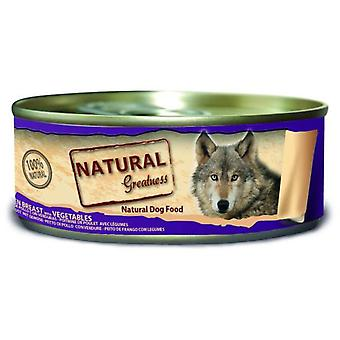 Natural Greatness Chicken breast with vegetables (Dogs , Dog Food , Wet Food)