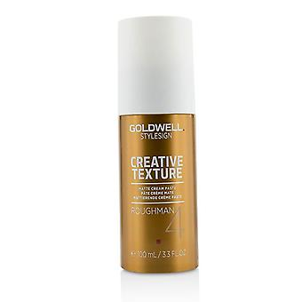 Goldwell Style Sign Creative Texture Roughman 4 Matte Cream Paste - 100ml/3.3oz