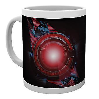 Justice League Cyborg Mug