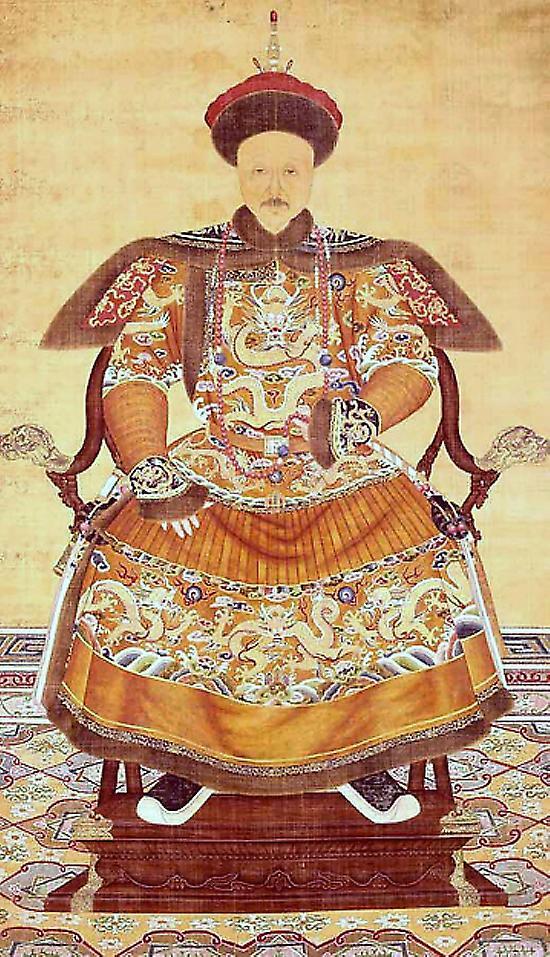 yongzheng emperor Yongzheng (r 1723–35) was born as yinchen (yinchen), the fourth son of the emperor kangxi (k'anghsi) and not his father's original heir.