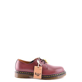 Dr. Martens women's MCBI103011O red leather lace-up shoes