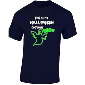 Questo è il mio halloween Costume Glow In The Dark Halloween Fancy Dress bambini Unisex t-shirt 8 colori (XS-XL) da swagwear