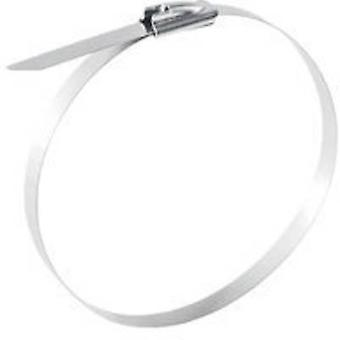 Cable tie 1067 mm Silver Ball lock Norma 862024830