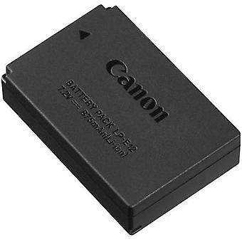 Camera battery Canon replaces original battery LP-E12 7.2 V