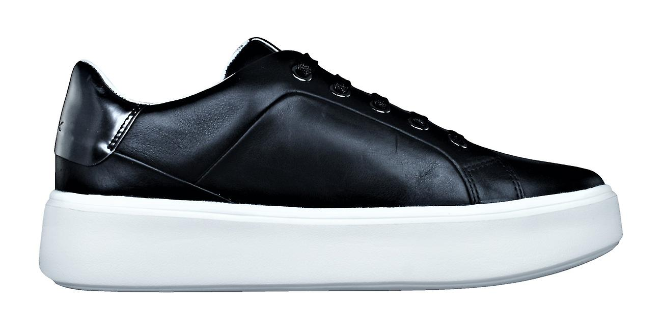 Wo Casual  Geox Trainers D Nhenbus A Nappa Leather Casual Wo Shoes - Black c68c4f