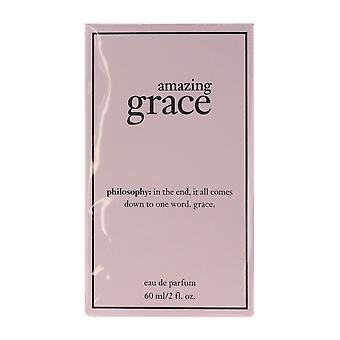 Filosofi Amazing Grace Eau De Parfum Spray 2,0 Oz/60 ml ny i Box