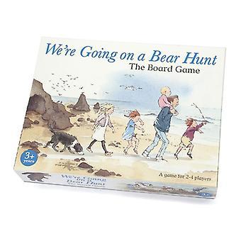 ونحن ذاهبون في لعبة اصطياد الدب