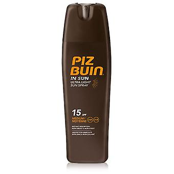 Piz Buin In Sun Ultra Light Spray (Cosmetics , Body  , Sun protection)