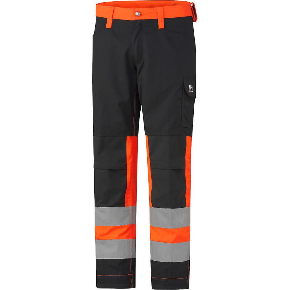 Helly Hansen Mens Alta Construction Polyester coton vêtements de travail pantalons