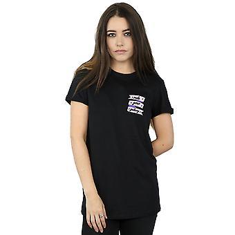 Star Wars Frauen Regel Brust Print Boyfriend Galaxy Fit T-Shirt
