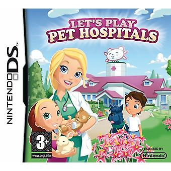 Lets Play Pet Hospitals (Nintendo DS) - Factory Sealed