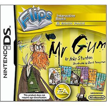 Flips Mr. Gum (Nintendo DS)
