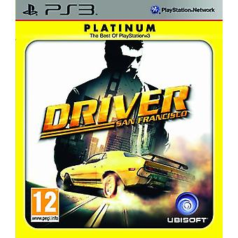 Driver San Francisco - Platinum Edition (PS3)