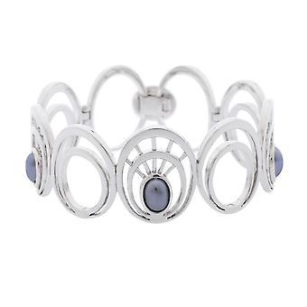 Misaki ladies bracelet Bangle silver fame QCRBFAMES