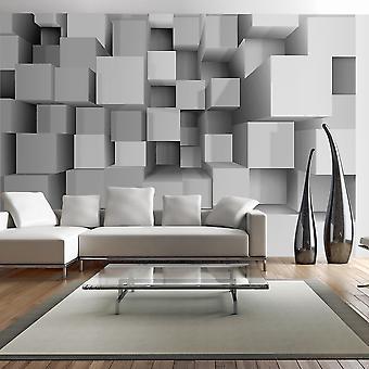 Wallpaper - rompecabezas geométrico