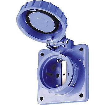 ABL Sursum 611776 Flush-mount socket IP68 Blue