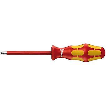 VDE Pillips screwdriver Wera 165 i PZ 4 Blade leng