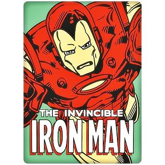 Invincible Iron Man metalen Fridge Magnet