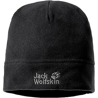 Jack Wolfskin Mens Real Stuff lichtgewicht Microfleece muts